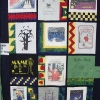 Aloha Theater T-shirt quilt